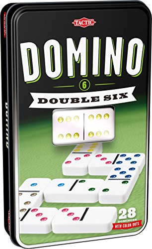 Tactic Doble 6Juego de Domino