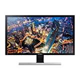 Samsung UE510 LED Display Monitor, Black, 28' 4K (Renewed)