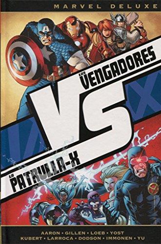 Los Vengadores Vs La Patrulla X
