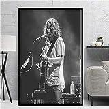 Amrzxz 1,000 Juegos mentales『Guapo Cantante Masculino, Chris Cornell』El Mejor Juguete de Ejercicio de Pensamiento lógico