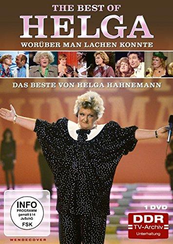 The Best of Helga Hahnemann - Worüber man lachen konnte