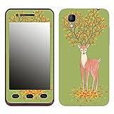 Disagu SF-106204_1181 Design Folie für Wiko Sunset - Motiv Baumhirsch 02