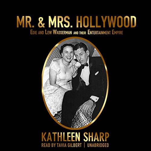 Mr. & Mrs. Hollywood audiobook cover art