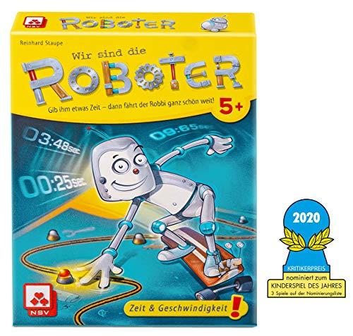 NSV - 4506 - WIR SIND DIE Roboter - Kinderspiel