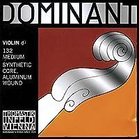 Thomastik Dominant 4/4 Violin D String Medium Aluminum-Perlon [並行輸入品]