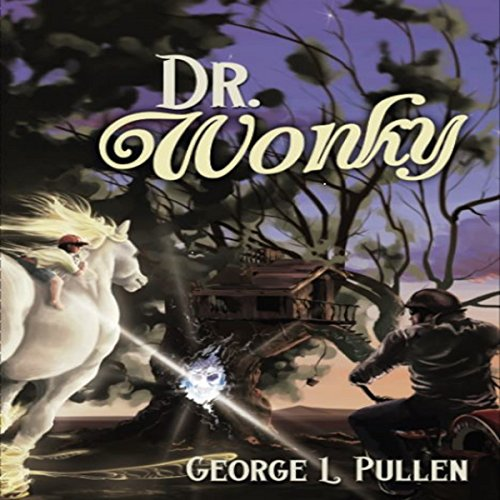 Dr. Wonky audiobook cover art
