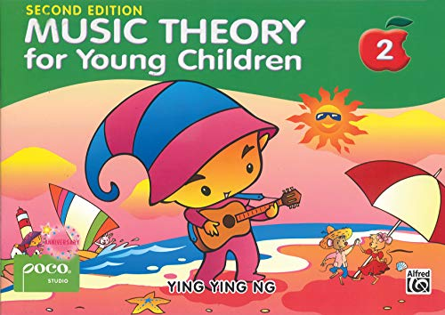 Music Theory for Young Children Book 2 Second Edition (Poco Studio Edition)