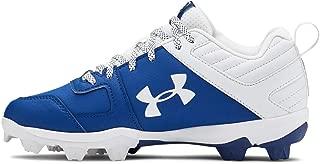 Under Armour Kids' Leadoff Low Rm Jr. Baseball Shoe