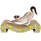 Animals Favorite Cat Scratcher Cardboard (Corrugated...