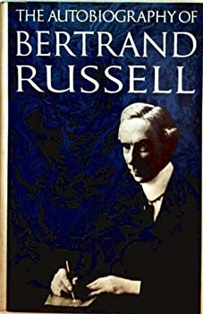 Hardcover The Autobiography of Bertrand Russell Book
