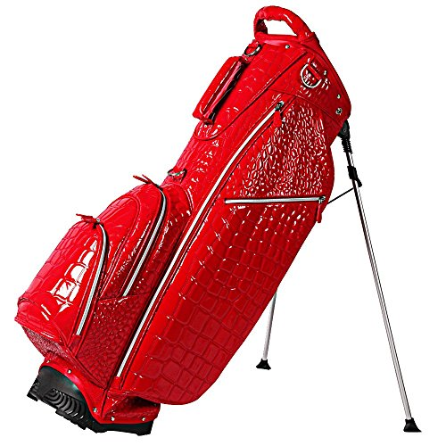OUUL Alligator Stand Bag 2017, Red