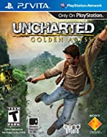 Uncharted: Golden Abyss (輸入版) - PS Vita