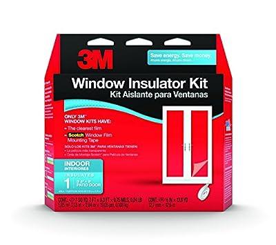 3M Indoor Patio Door Insulator Kit, 1-Patio Door (2144W)