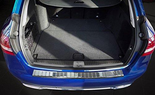 Ladekantenschutz Fahrzeugspezifische Passform Stoßstangenschutz aus V2A Edelstahl