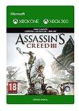 Assassin's Creed III Standard | Xbox 360 - Plays on Xbox One Código de descarga