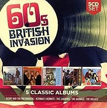 5 Classic Albums: 60s British Invasion / Various