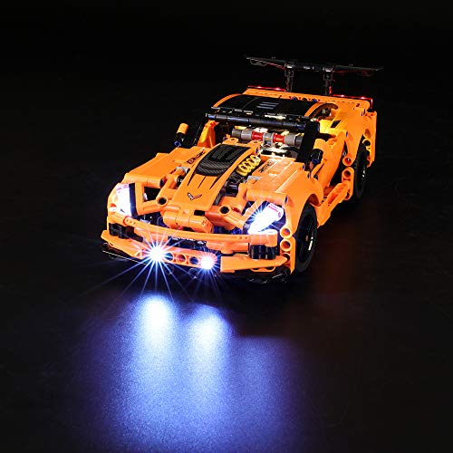 LIGHTAILING Conjunto de Luces (Technic Chevrolet Corvette