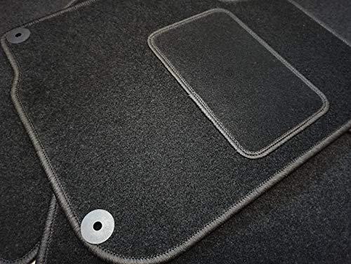Accesorionline Alfombrillas para Volkswagen Golf IV/Beetle I/Bora - Alfombras esterillas a Medida