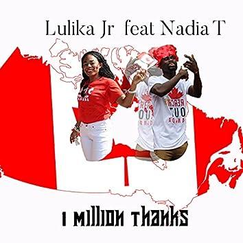 1 million thanks (feat. nadia t)