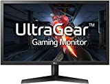 "LG UltraGear 24"" 144Hz, Native 1ms Full HD Gaming Monitor with Radeon Freesync - 24GL600"