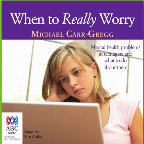 When to Really Worry audiobook cover art