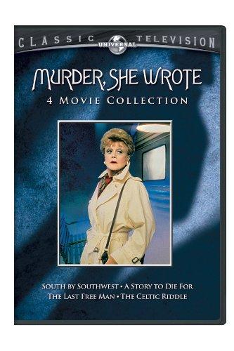 Murder She Wrote: 4 Movie Collection (2 Dvd) [Edizione: Stati Uniti]