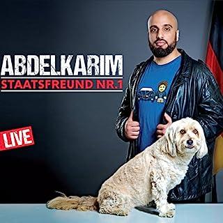 Staatsfreund Nr. 1 - Live                   Autor:                                                                                                                                 Abdelkarim                               Sprecher:                                                                                                                                 Abdelkarim                      Spieldauer: 1 Std. und 35 Min.     80 Bewertungen     Gesamt 4,8