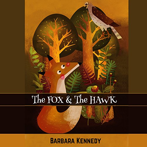 The Fox & the Hawk audiobook cover art