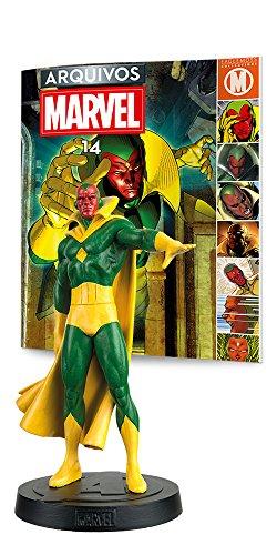 Visão - Coleção Marvel Fact Files