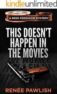 The Reed Ferguson Mystery Series 1巻 表紙画像