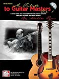MEL BAY RAMO MICHELE - A TRIBUTE TO GUITAR MASTERS, VOLUME 1 + CD - GUITAR Partition jazz&blue Guitare Guitare