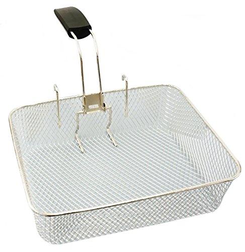 Presto Jumbo ProFry Basket for use with Dual Basket ProFry models, 09992