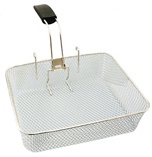 Presto Jumbo ProFry Basket for use with Dual Basket ProFry models, 09992