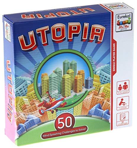 Eureka 473544 Utopia AhHa Gioco Multi
