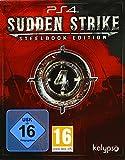 Sudden Strike 4 Steelbook Edition (PS4) [Import allemand]