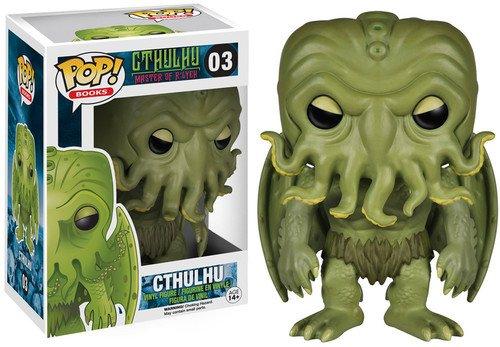 Funko - Figurine Cthulhu Pop 10cm - 0849803048167