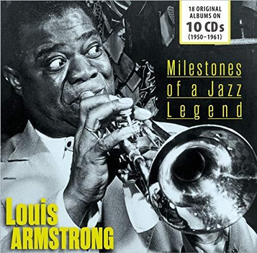 Louis Armstrong 18 Original Albums