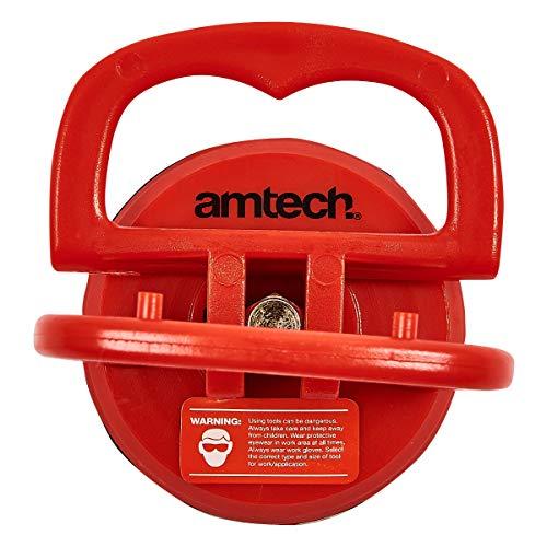 Am-Tech - Ventosa (tamaño mini, 55 mm aprox.)
