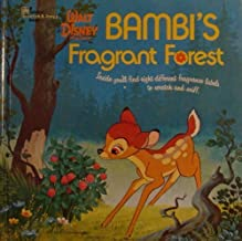 Bambi's Fragrant Forest (Golden Scratch & Sniff Book)
