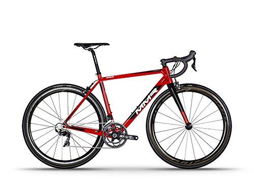 MMR MIRACLE RS Bicicleta Rojo 54 L 2018