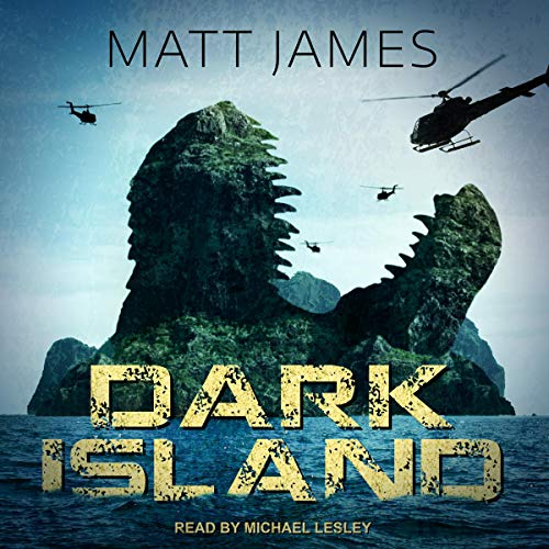 Dark Island cover art