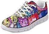 MODEGA Zapatos para Correr Zapatos Online Baratos Zapatos de Chicas Calzado Deportivo Hombre Zapatos Azules Hombre Zapatillas para Running Hombre Talla 5.5 UK|38 EU
