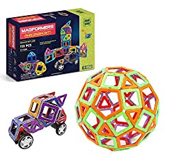 best toys for 5 year olds: magformers