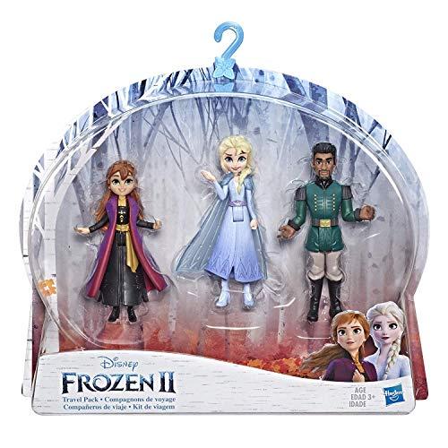 Disney Frozen 2 Anna, Elsa, & Mattias Small Dolls 3 Pack Only $7.24 (Retail $15.99)