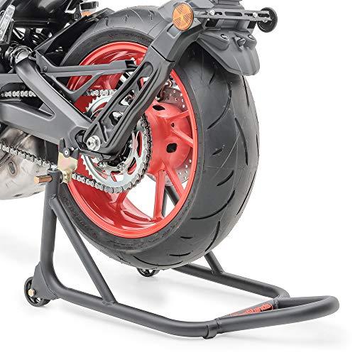 ConStands - Motorrad Montageständer Suzuki GSX-R 600 / GSX-R 750 Schwarz-Matt Hinten XM Racing