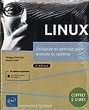 Linux - Coffret de 2 livres -...