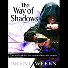 the way of shadows brent weeks
