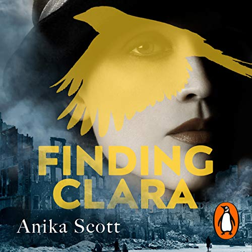 Finding Clara cover art