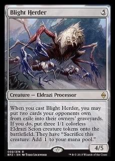 Magic: the Gathering - Blight Herder (002/274) - Battle for Zendikar