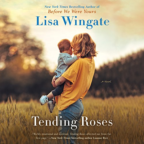 Tending Roses audiobook cover art